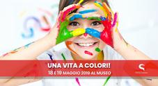 Napoli, a Città della Scienza esplode il colore tra giochi e laboratori, percezione umana e mimetismo animale