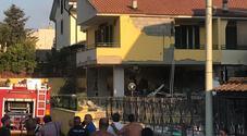 Esplode serbatoio Gpl nella villetta a Lago Patria: due feriti, uno è grave