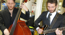 Aperitivo jazz & swing in aeroporto