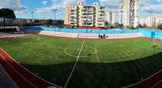 Napoli, con Cafiero de Raho rinasce il campo sportivo di Ponticelli