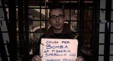 Raid con bomba carta, Sorbillo è tornato a Napoli e va in Questura