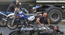 Napoli, inseguimento sul lungomare 