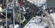 Immagine Turchia, deraglia treno Av: almeno 9 morti e 46 feriti