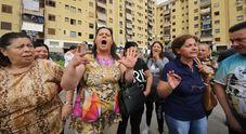 Napoli, protesta a Scampia: rischio sgombero nelle case set di Gomorra