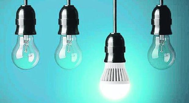 Stop lampade alogene scatta lobbligo delle luci a led