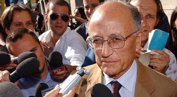 Morto Francesco Saverio Borrelli, fu capo del pool di Mani Pulite
