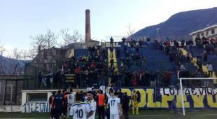 Gragnano, la società gialloblù risponde al Nola