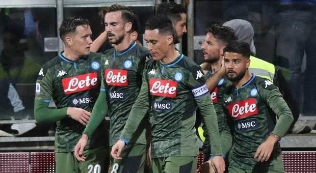 Difesa e coraggio: così Gattuso  ha rilanciato il Napoli da trasferta