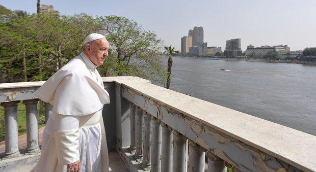 Papa Francesco: «Sul caso Regeni mi sono mosso»