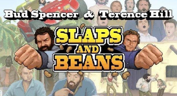 Videogame, arriva il gioco dedicato a Bud Spencer e Terence Hill