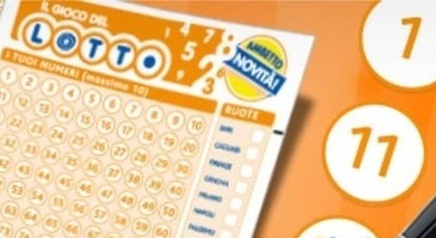 Il Lotto premia la Campania: vincita di oltre 124.000 euro a Caserta - Il Mattino