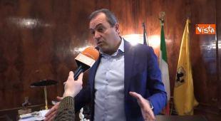 Diciotti, de Magistris: «Se sequestrare donne bambini è l'interesse del Paese siamo rovinati»