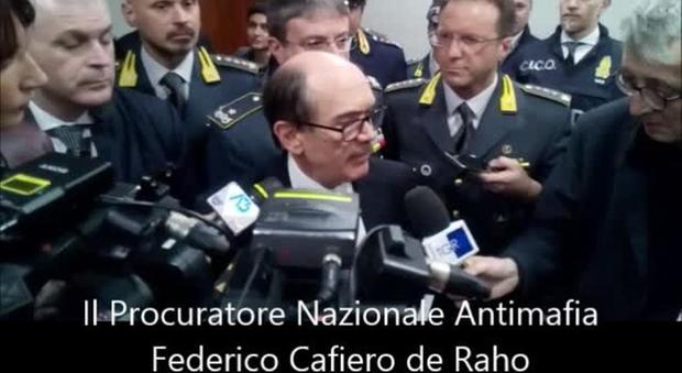 Le mani della camorra sul Veneto, la denuncia del procuratore Antimafia