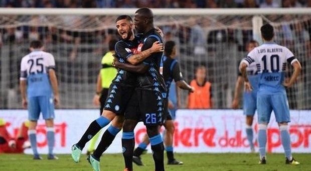 Napoli, uno schiaffo alle critiche:<br /> Ancelotti lancia la sfida alla Juve