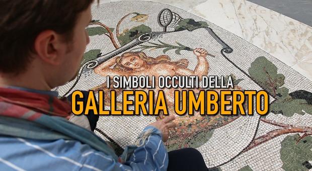 Segreti napoletani: la Galleria Umberto