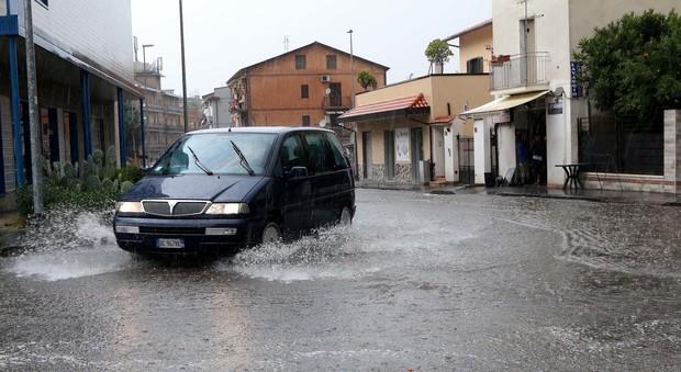 Campania, arriva l'allerta meteo: criticità gialla per 18 ore