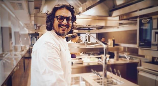 Alessandro borghese apre le porte della sua cucina ab for Ab il lusso della semplicita