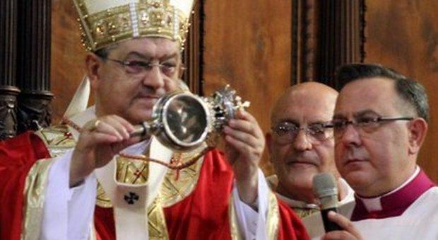 Un principe è atteso a Napoli per il miracolo di San Gennaro