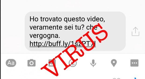 «Sei tu in questo video? Vergognati», l'ultimo virus che attacca via Facebook