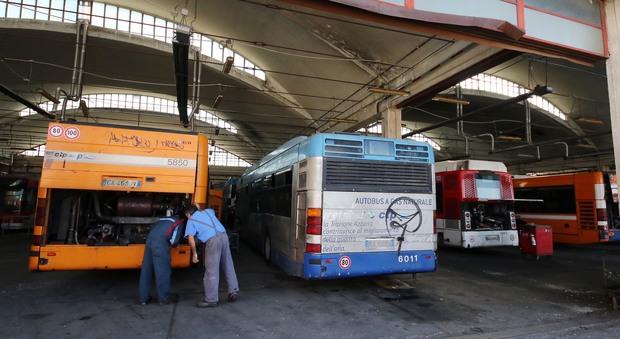 Fumata bianca per la Ctp: arrivano i soldi e i trasporti si sbloccano