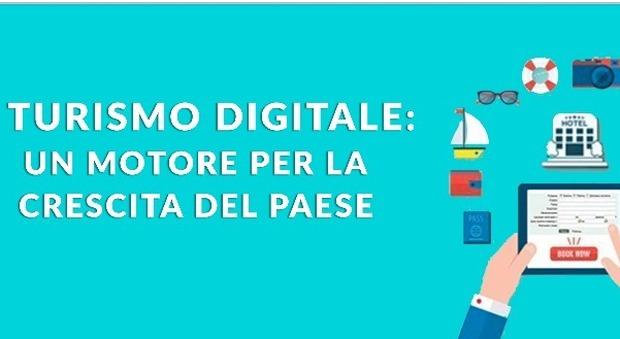 «Turismo digitale: un motore per la crescita del paese»