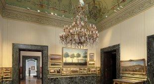 Napoli, medaglia della città alle Gallerie d'Italia Palazzo Zevallos Stigliano
