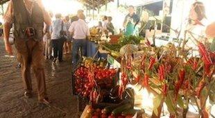 Piano di Sorrento, il Mercato della terra Slow Food festeggia cinque anni di appuntamenti