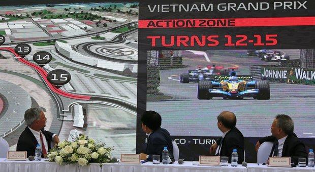 Formula Uno 2020 Calendario.La Formula 1 Sbarca In Vietnam Dal 2020 Si Correra Anche Ad