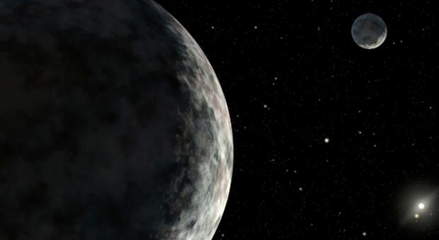 Spazio, scoperto nuovo pianeta nano nel sistema solare