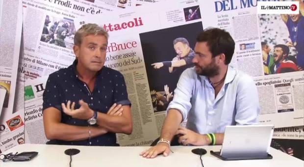 Verso Fiorentina-Napoli, i temi della partita con Bruno Majorano e Roberto Ventre