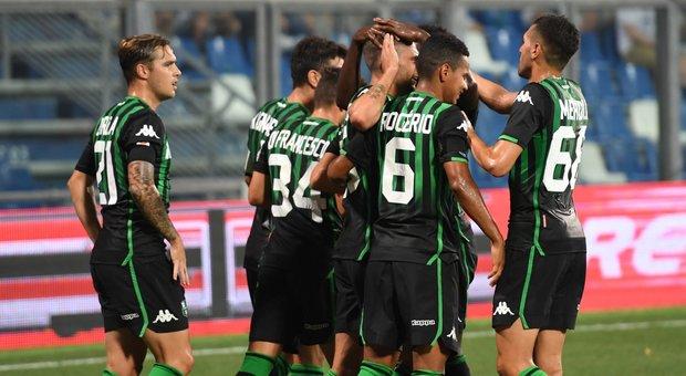 L&#39;Inter di Spalletti stecca la prima:<br /> al Sassuolo basta il solito Berardi