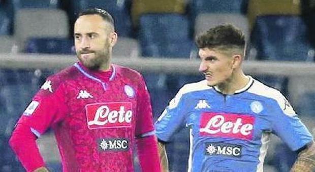 Ospina e la vergogna di uscire coi bimbi: «Riscattiamoci per la gente di Napoli»