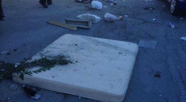 Materassi e ingombranti in strada: scattano le pulizie straordinarie  Il Mattino