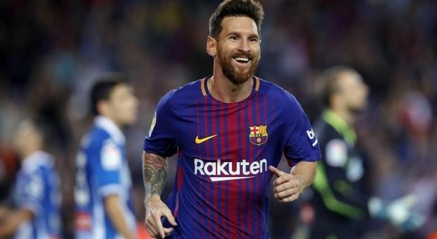 Il figlio napoletano di Messi: si chiama Ciro, Maradona nel destino