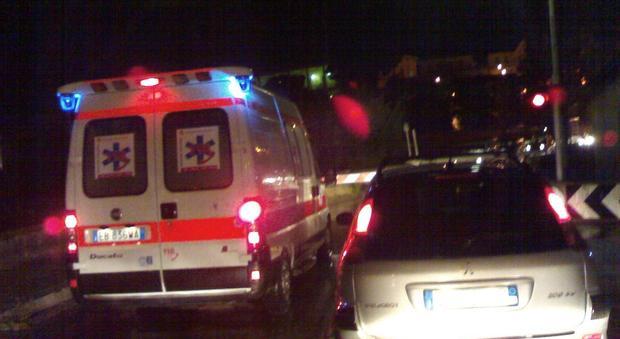 A1, scontro tra auto e tir in direzione Napoli: un morto