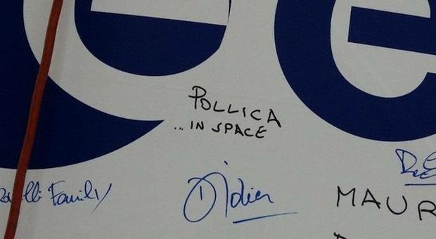 Cilento, un pezzo di Pollica viaggia nello spazio con la missione Mercurio