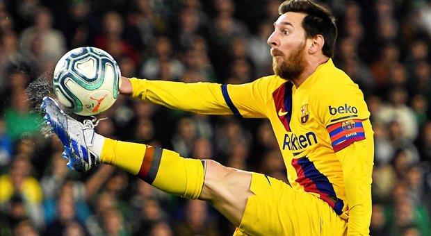 Messi giura fedeltà al Barcellona: «Il caso social? Mi sembra strano»