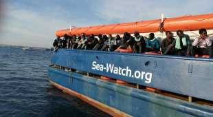 Sea Watch, la guardia di finanza
