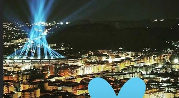 Hamsik non dimentica Napoli: cuore social al nuovo San Paolo