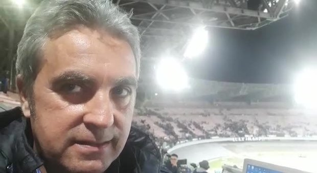 Napoli-Inter 4-1, il commento di Roberto Ventre