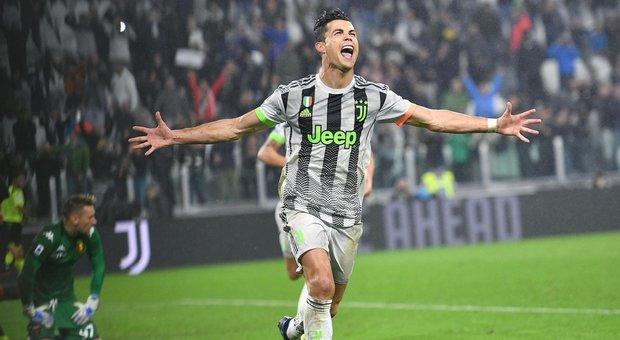 Gran Galà Aic, Cristiano Ronaldo è il miglior giocatore del campionato