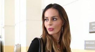 Nina Moric a Verissimo: «Io e Fabrizio cerchiamo l'equilibrio per amore di Carlos»
