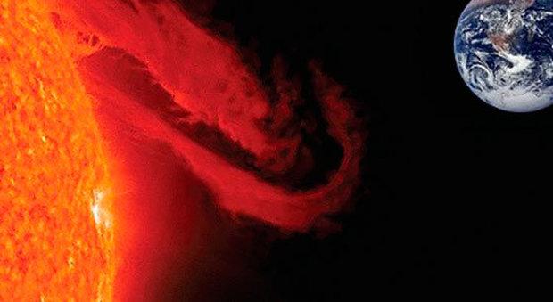 Particelle solari verso la Terra: «In arrivo in cielo aurore spettacolari»