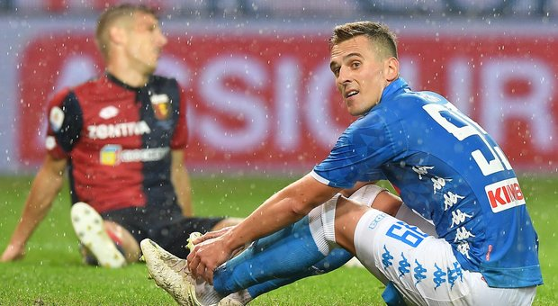 Genoa ko col Napoli, ultrà Juve: «Brindo quando crepate sotto i ponti»