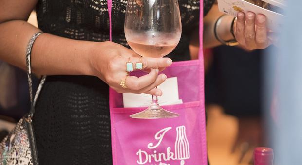 «I Drink Pink», a Napoli i migliori vini rosati d'Italia