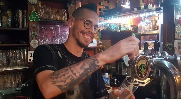 Terza cicogna per Hamsik: aspettando Melissa spilla birra