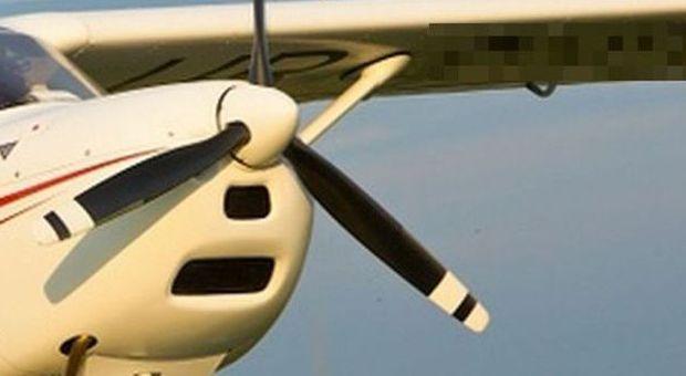 Aereo Privato Ferragni : Precipita un aereo privato morti il pilota e una