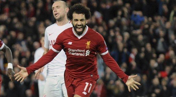 Il Liverpool umilia lo Spartak Mosca Agli ottavi anche il Siviglia e il Porto