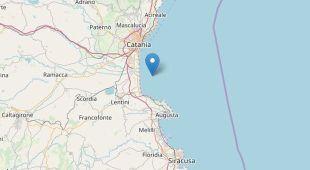 Terremoto, scossa di 3.3 a Catania: «È stata avvertita fino a Siracusa»