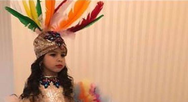 Carnevale a Napoli: i vostri bimbi in maschera / 8